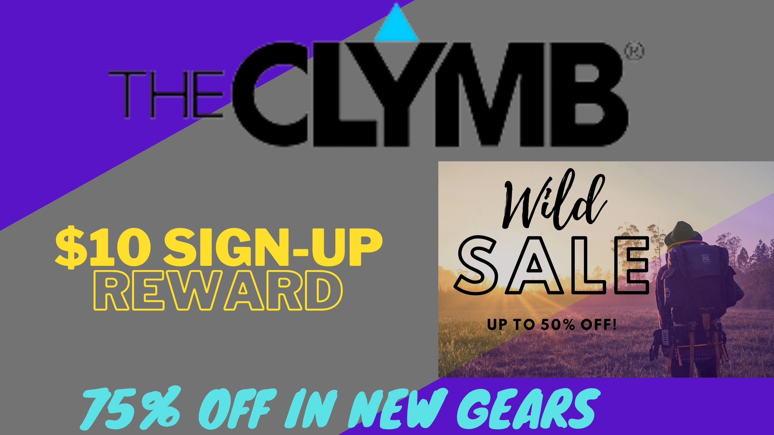 The Clymbs Promo Code