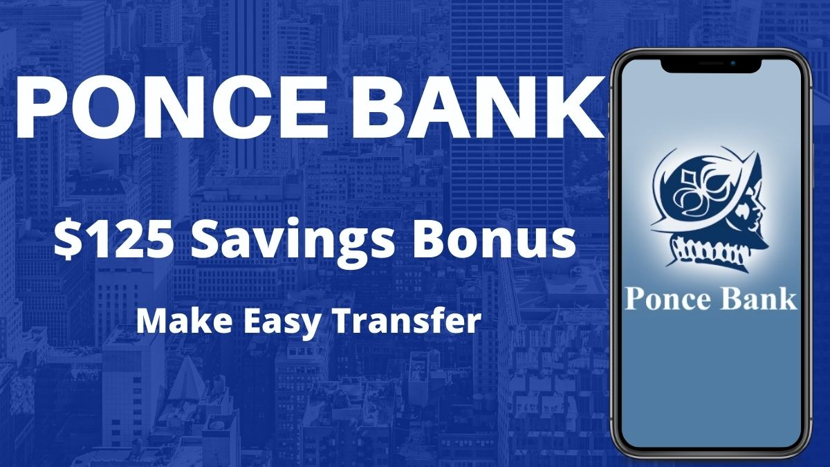 Ponce Bank Promotion